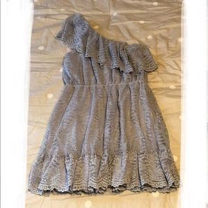 Love Fire blue Lace dress